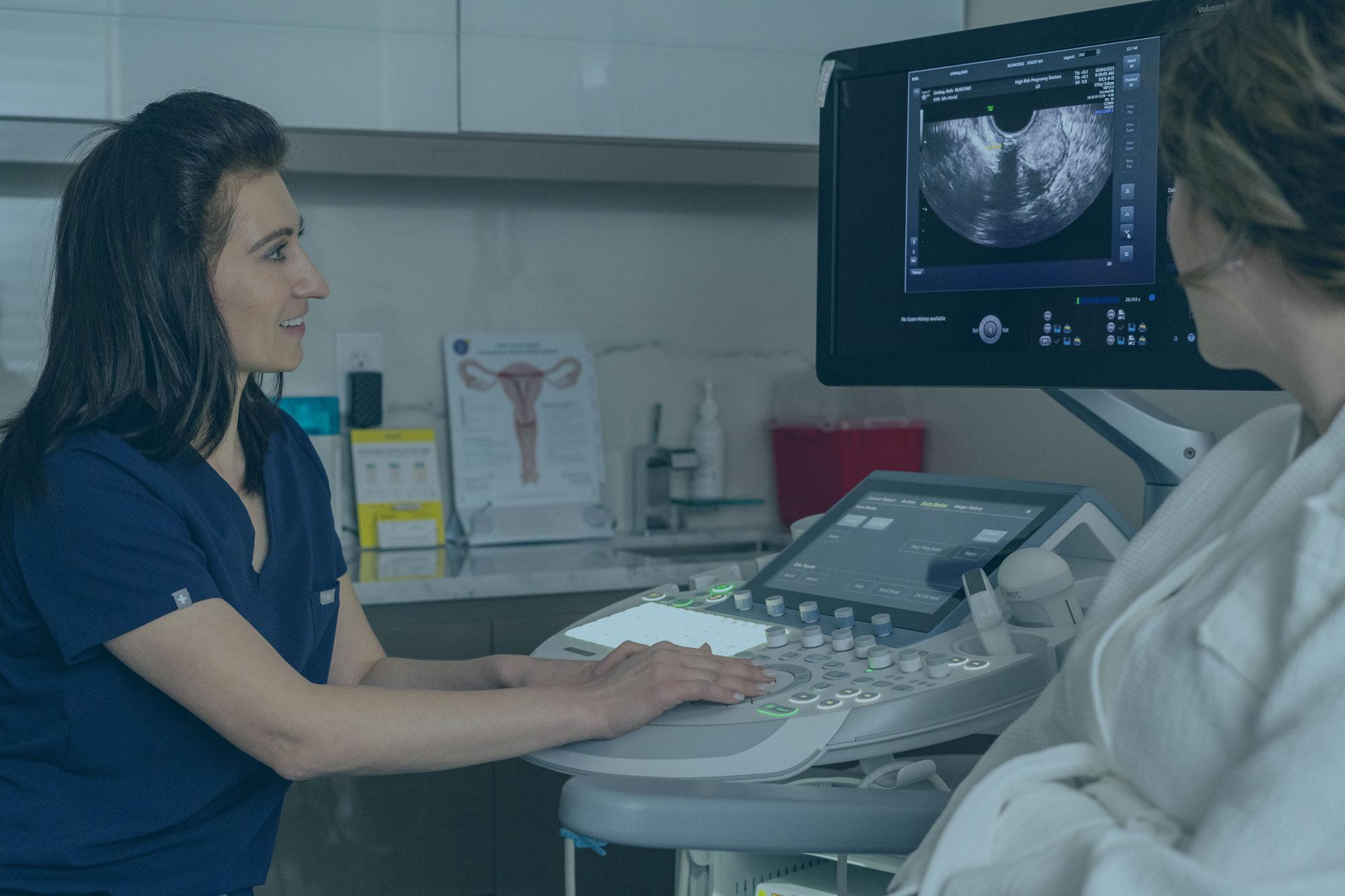 Dr. Lozovyy & High-Risk Pregnancy Doctors